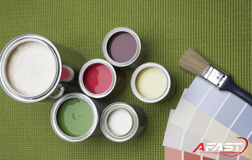 Sơn nội thất là gì? Thành phần cơ bản của sơn nội thất - Afast.vn