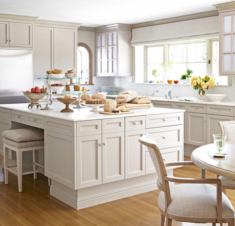 Xu hướng chọn màu sơn nhà đẹp, hiện đại cho phòng Bếp - Afast.vn