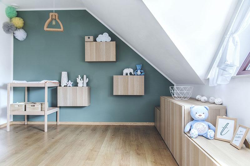 Xu hướng chọn màu sơn nhà đẹp, hiện đại cho phòng của Bé - Afast.vn